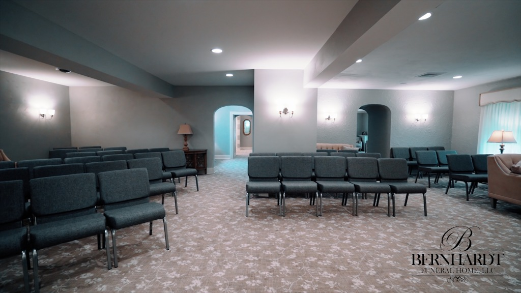 Our Formal Chapel