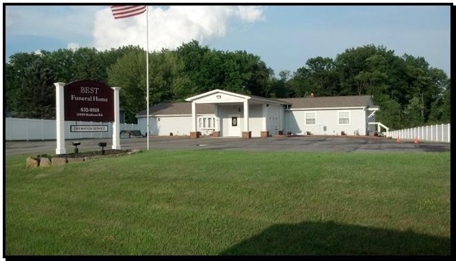 Best Funeral Home - Middlefield