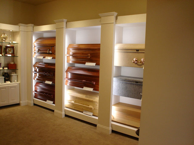 Cremation Selection Room