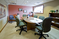 Arrangement Office Area - Large Meeting Room