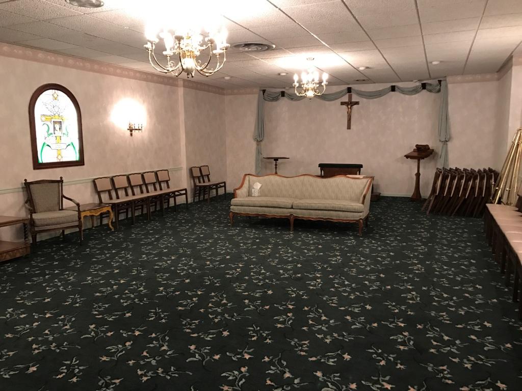 Biondi Funeral Home Chapel 2