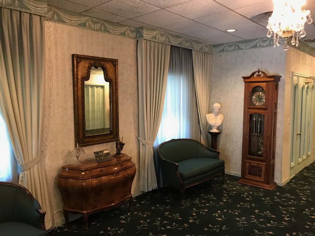 Biondi Funeral Home Lobby View 3