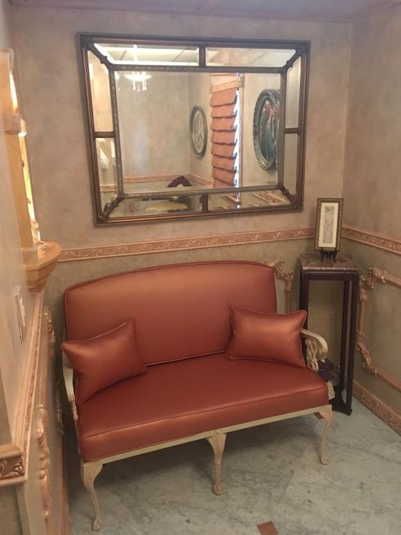 Ladies Restroom Lounge