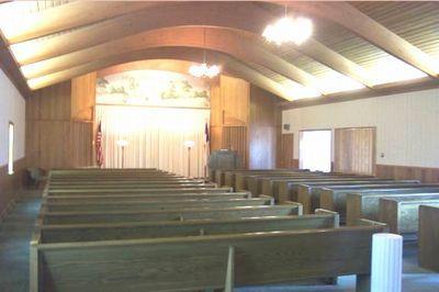 Bullock Colonial Chapel