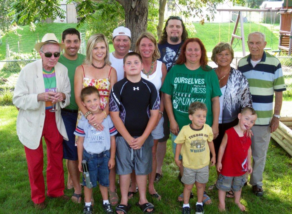 Hunt Family 2010