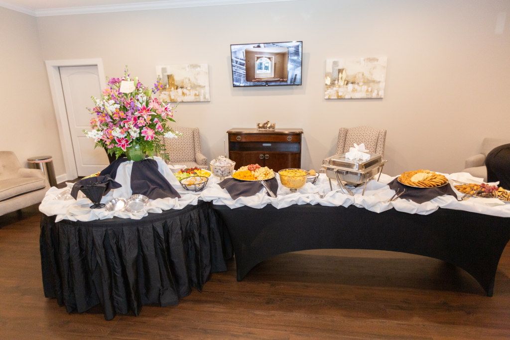 Catered Receptions (Troy)