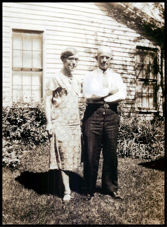 Mr. & Mrs. John A. Ball (previous owners)