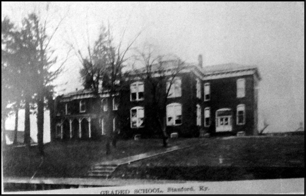 Stanford Graded School (early 1900's)
