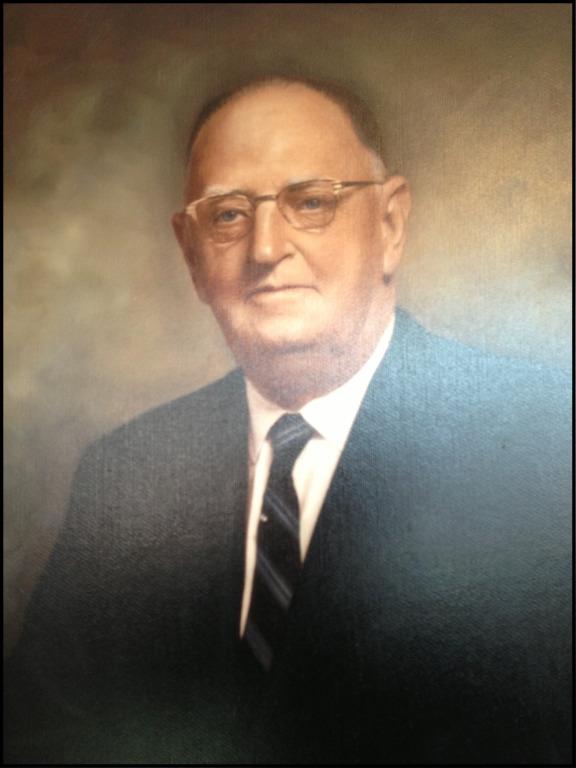Mr. W.G (Gip) Morgan (previous owner)