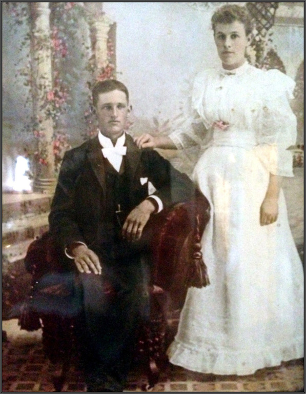Mr. & Mrs. J.M. Reynolds (previous owners)