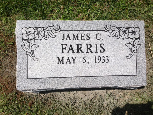 The Monument of James C. Farris