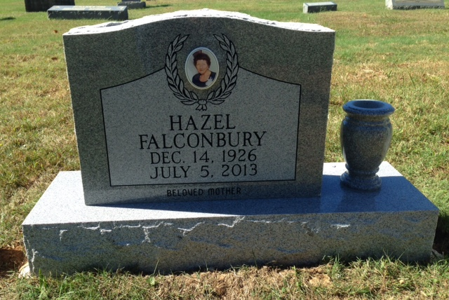 The Monument of Hazel Falconbury