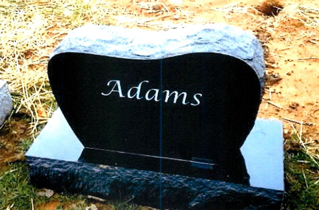 The Monument of Linda Sue Adams