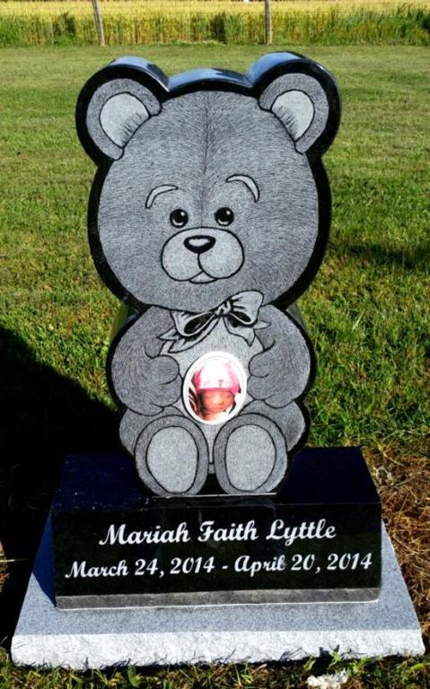 The Monument of Mariah Faith Lyttle