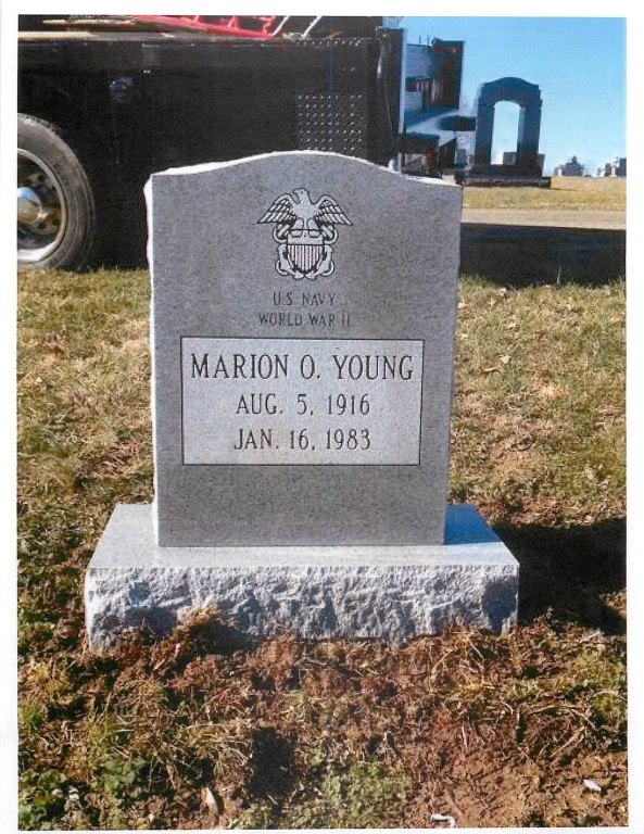 The Monument of Marion O. Young