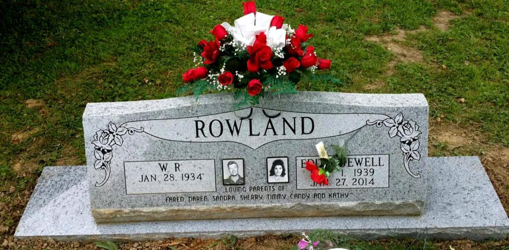 The Monument of William Roy  Edith Jewell Rowland