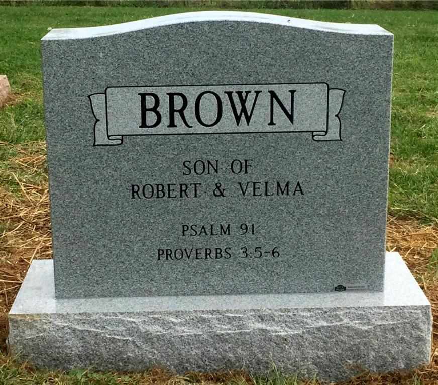 The Monument of Robert Robbie James Brown, Jr.