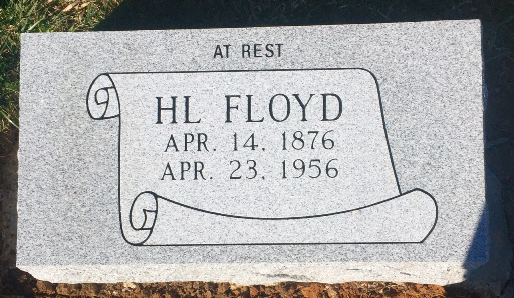 The Monument of H.L. Floyd