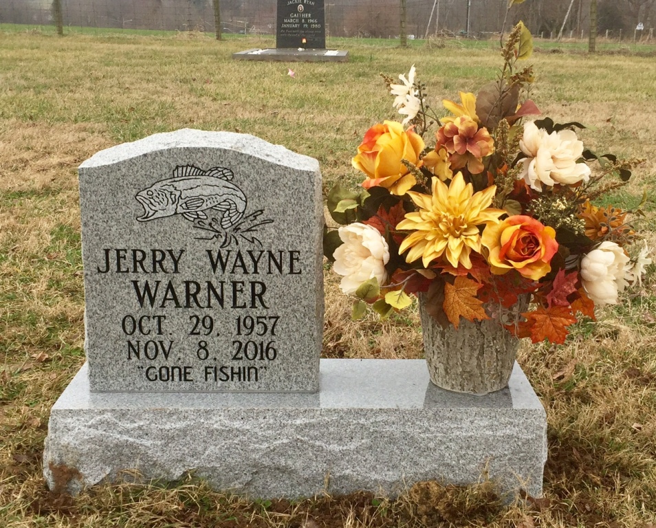 The Monument of Jerry Wayne Warner