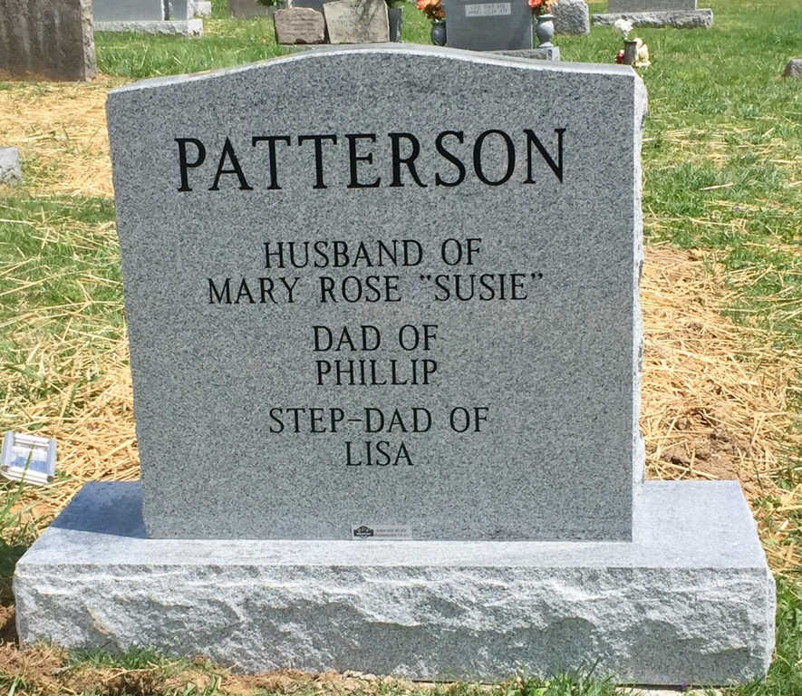 The Monument of Richard Lynn Patterson
