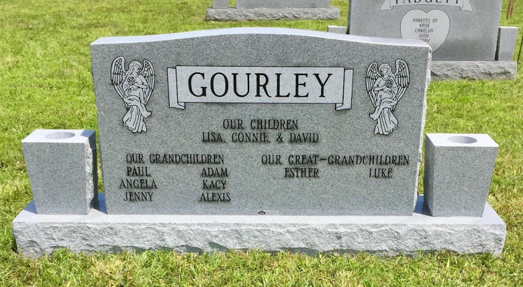 The Monument of Wilbur  Juanita Gourley