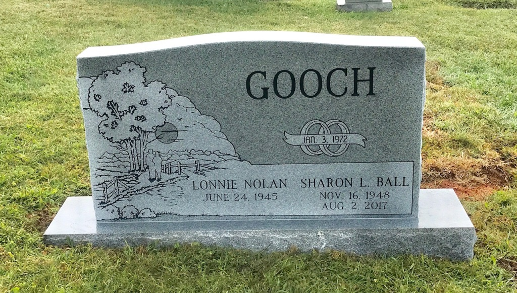 The Monument of Lonnie Nolan  Sharon L. Ball Gooch