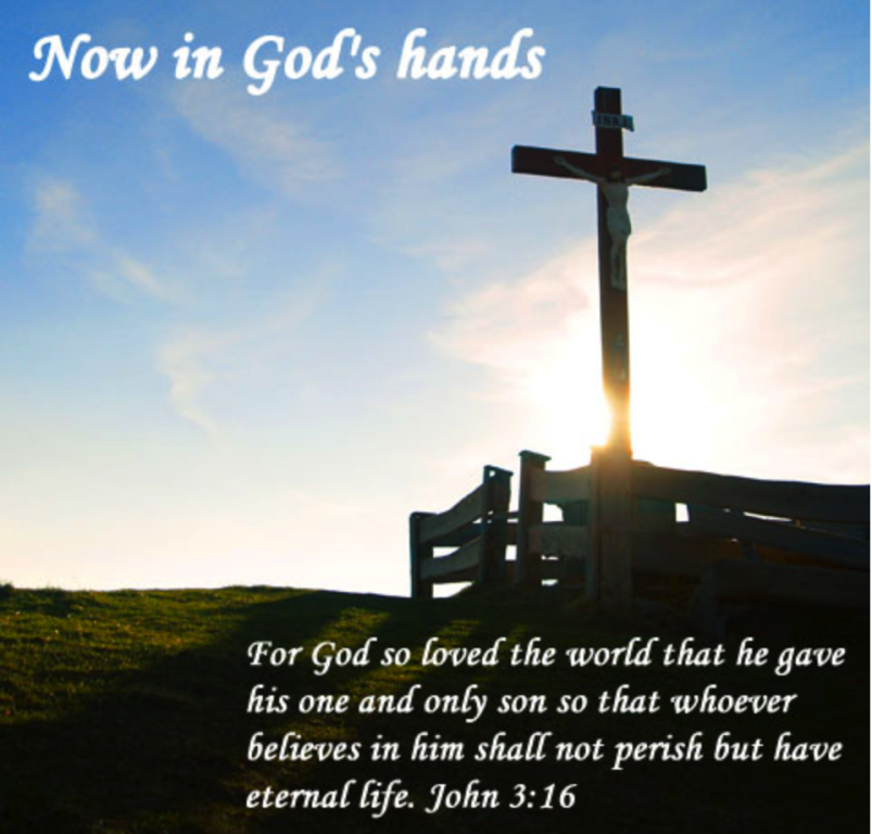 Now in God's Hands 2
