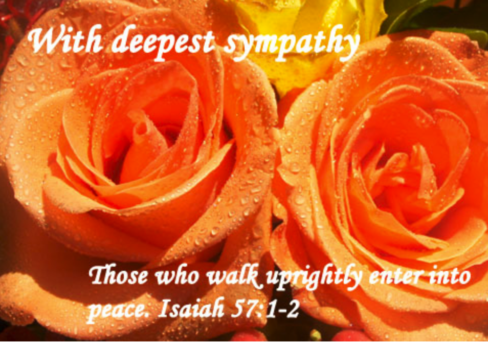 With Deepest Sympathy 3