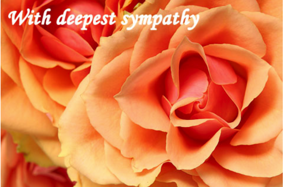With Deepest Sympathy 2