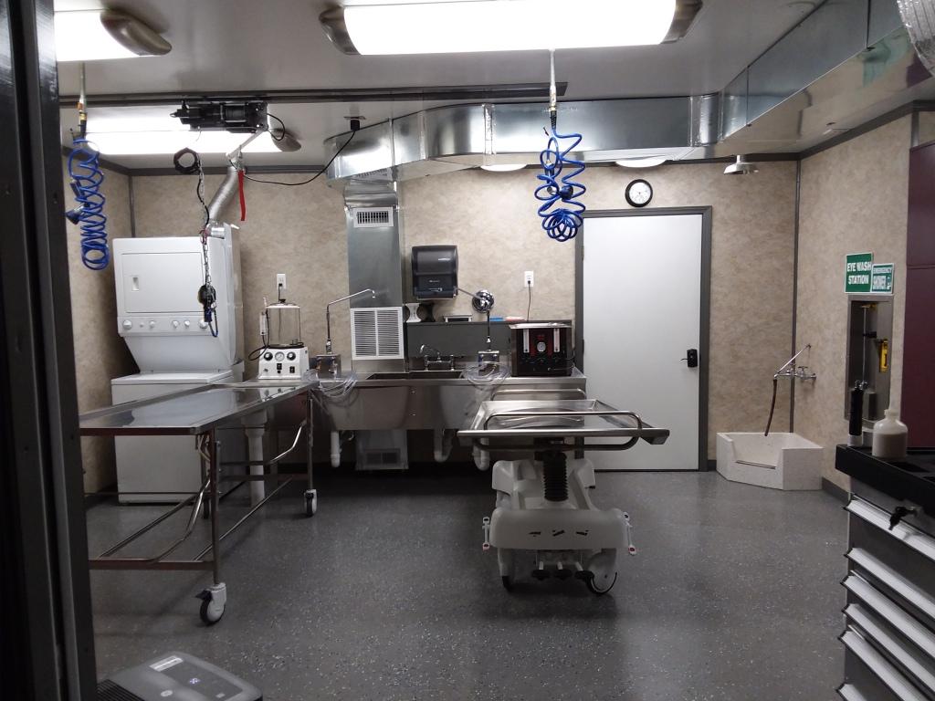 Preparation and Embalming Suite- Sabillasville
