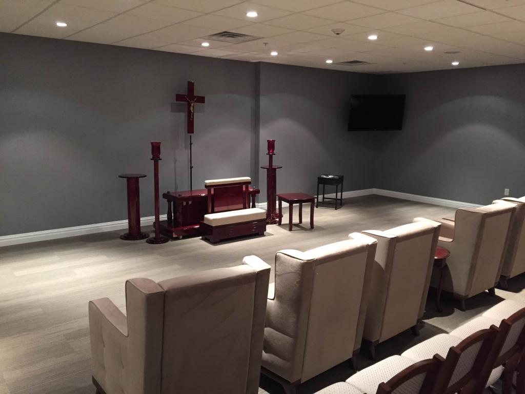Visitation Chapel