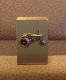 365.00 Sheet Metal Tractor