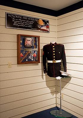 USMC LCpl. Bruce Hollingshead Memorial