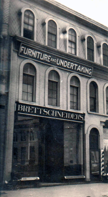 Brettschneider Furniture and Undertaking