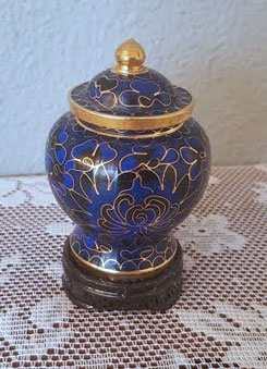 Cloisonne Large 375 Keepsake 50
