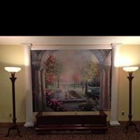 Viewing wall decor