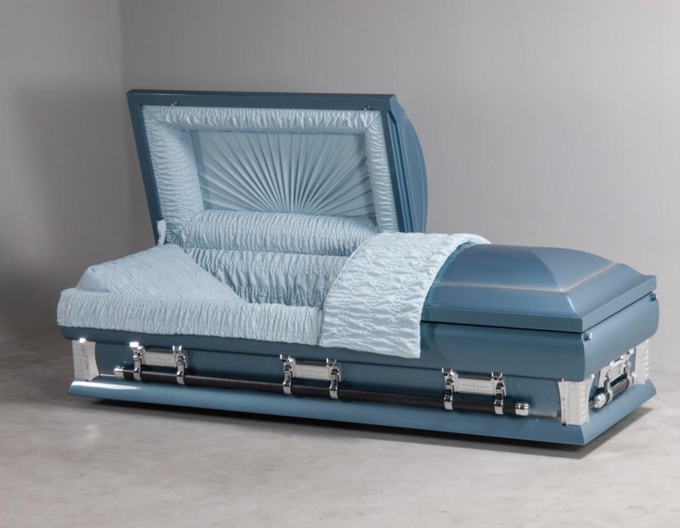 Oversize Douglas Blue