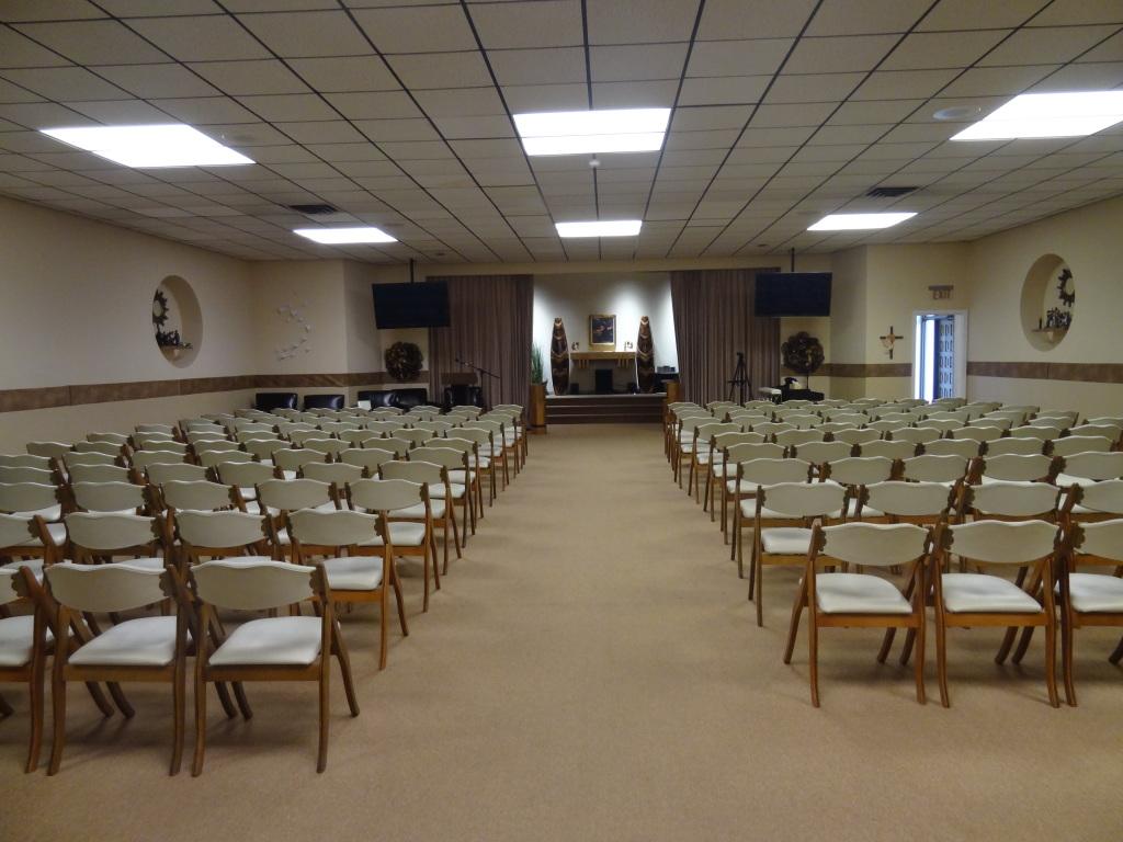 Funeral Service Area