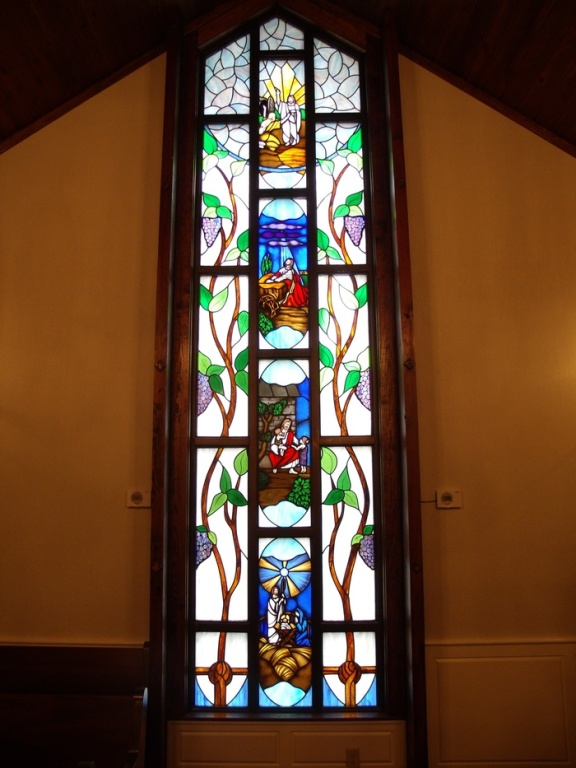 The Brice Herndon Chapel