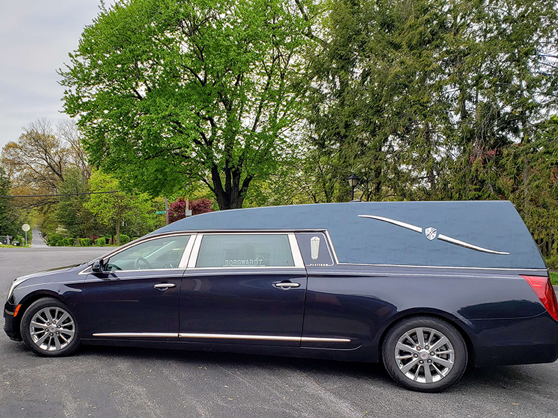 Borgwardt Hearse