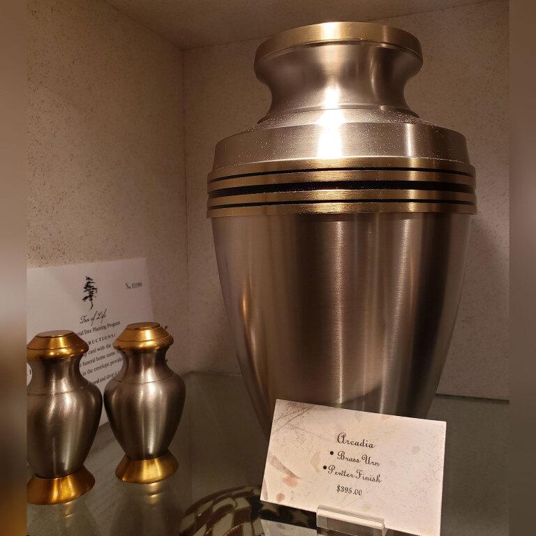 Arcadia Brass $395