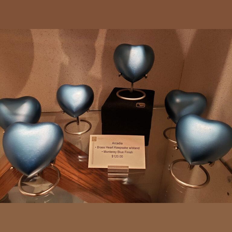 Blue Arcadia Keepsakes $95