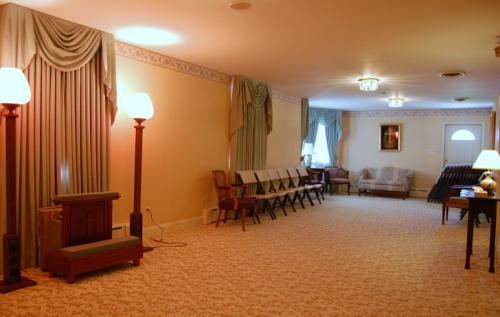 Visitation areas of all sizes to accommodate all family sizes.