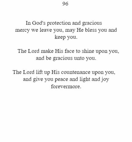 In God's Protection