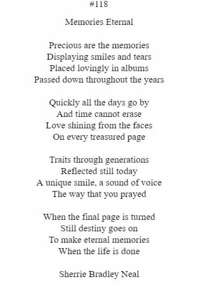 Memories Eternal