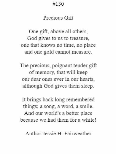 Precious Gift