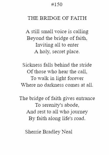 The Bridge Of Faith