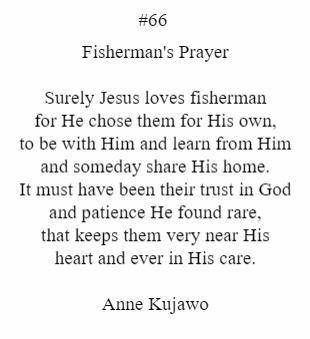 Fisherman's Prayer