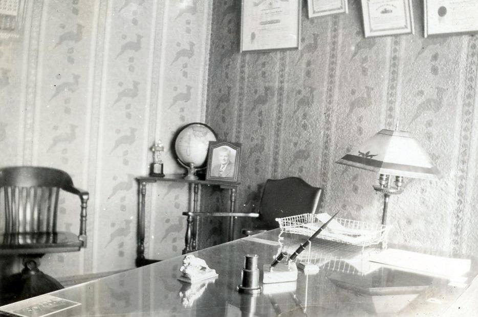 Lloyd's Office