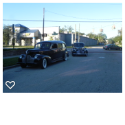 1940 Hearse & Limo